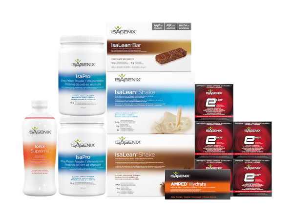 Isagenix 30 Day Energy and Performance System