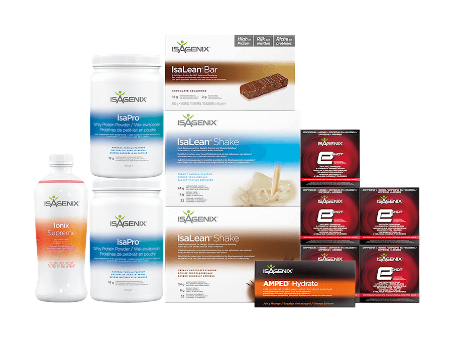 Isagenix 30-Day Energy and Performance System