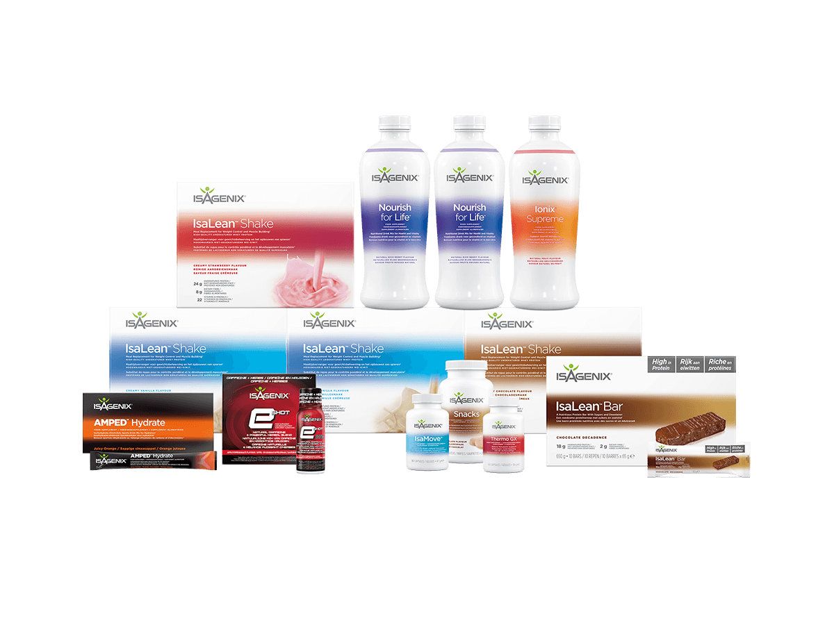 Isagenix 30-Day Weight Loss System