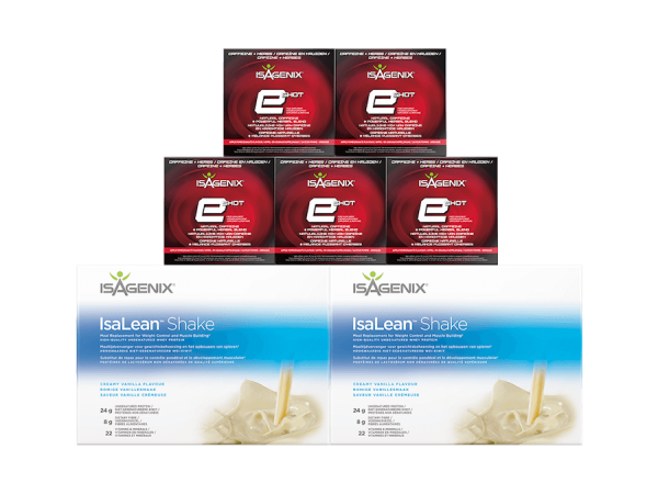 Isagenix Shake Shot Pack